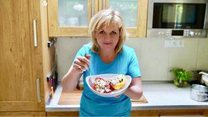 Read more about the article Papriky  plnené zeleninou a zapečené