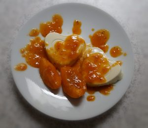Read more about the article Panna Cotta s marhuľami