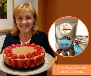 Read more about the article Úžasná jahodová torta s čokoládovou penou