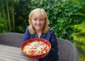 Read more about the article Špagety s pečenou zeleninou