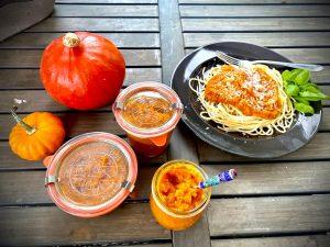 Read more about the article Pesto z tekvice Hokkaido so sušenými paradajkami a šalviou