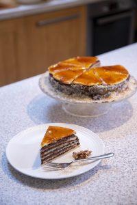 Read more about the article Dobošova torta a torta Štefánia