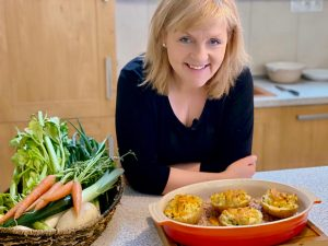 Read more about the article Zemiaky na soli plnené zeleninou