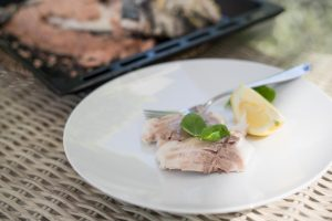 Read more about the article Pražma – ryba pečená v soľnej kruste