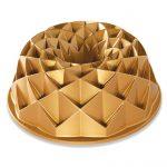 Forma na bábovku Jubilee Nordic Ware zlatá 10 cup
