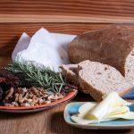 Kysnutý celozrnný chlieb – zmes na pečenie