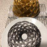 Bábovka s horkou čokoládou a čučoriedkami – zmes na pečenie