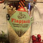Bezlepkové ovsené müsli tyčinky – Flapjack -zmes na pečenie