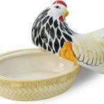 Stojan na 12 vajec – Slepačie hniezdo