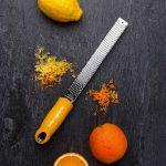 Strúhadlo Microplane oranžové