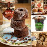 Bezlepkové maškrty na prázdniny- 4 zmesi na muffiny, chlieb a musli tyčinky