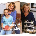 Sada 2 kníh: Kŕmiť, chváliť, ľutovať a Sadni si a jedz