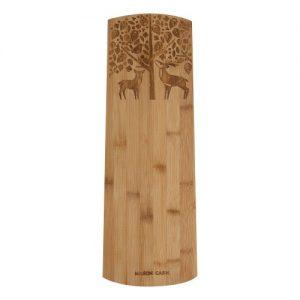 """Bambusová servírovacia doska  In The Forest """"Jelene"""""""