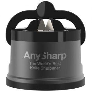 Brúska na nože AnySharp sivá