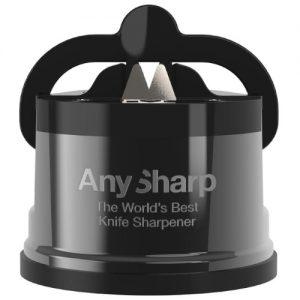 Brúska na nože AnySharp tmavosivá